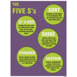 The five S's