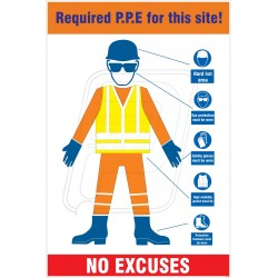 Required PPE for this site