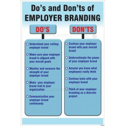 Do's and don't s of employer branding