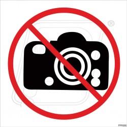 Camera prohibition
