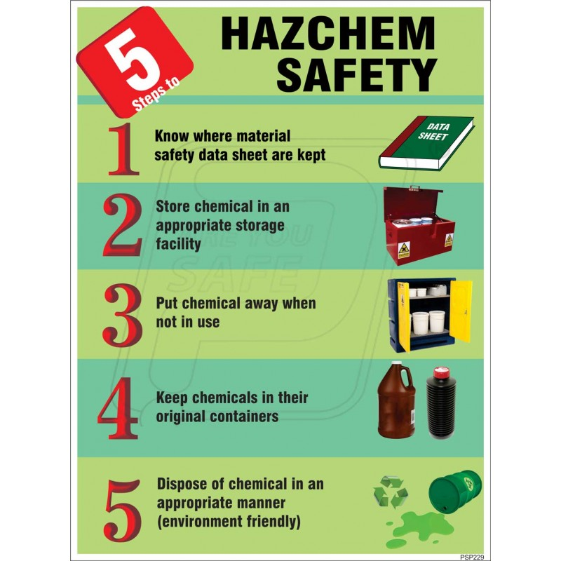 Hazchem Safety In Ahmedabad Gujarat Protector Firesafety