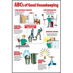 ABC's of good house keeping