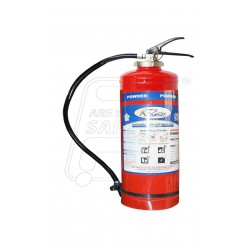 Fire Extinguisher DCP type 4 Kg Cartridge type Andex