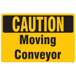 Moving conveyor