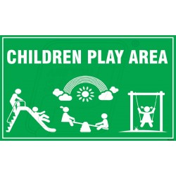 Children play area