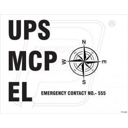 UPS, MCP, EL