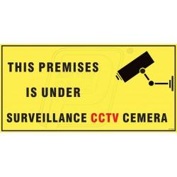 This premises is under CCTV camera