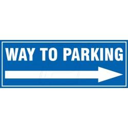 Way to parking