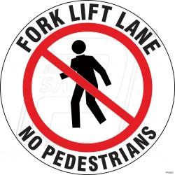 Fork Lift Lane