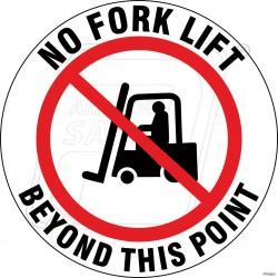 No Fork Lift