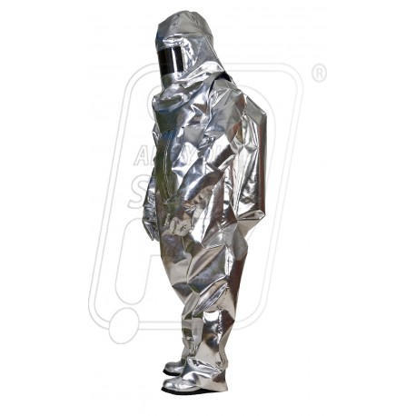 Fire Aluminized Proximity Suite 3 Layer Commercial In