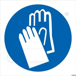 Wear gloves