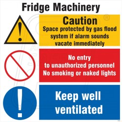 Fridge Machinary Space Identification