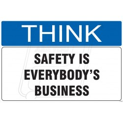 Safety is everybody's business