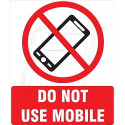 Do not use Mobile