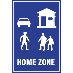 Home zone ahead