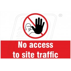 No access no traffic
