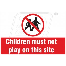 Children Must Be Play On This Site