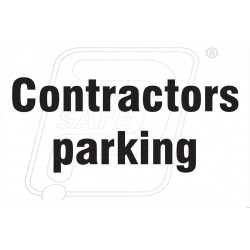Contractor parking