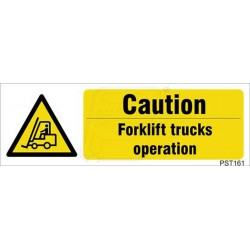 forklift Trucks Operation