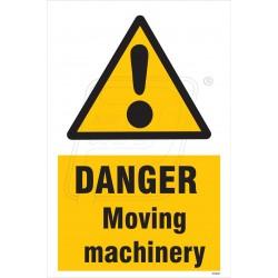 Danger Moving Machinery