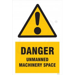 Danger Unnamed Machinery Space
