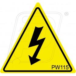 Danger 440 volt