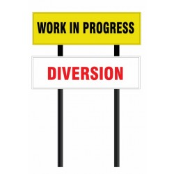 Work in progress - Diversion