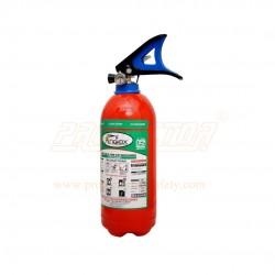 Fire extinguisher clean agent 2kg. Andex