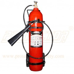 Fire Extinguisher CO2 type 22.5 Kg. Andex