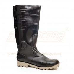 Gum boot full steel toe Torpedo 40 cm Hillson ISI