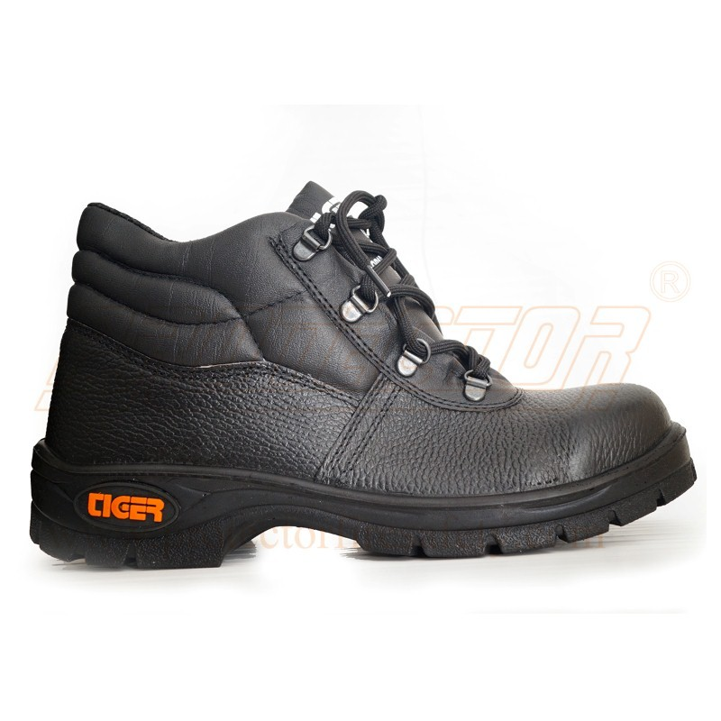 Safety Shoes With Steel Toe In India