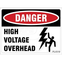 High Voltage Keep Away
