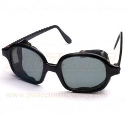Goggles welder black Protector