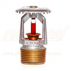 Fire Sprinkler Upright K 80 , 57 Degree C Tyco
