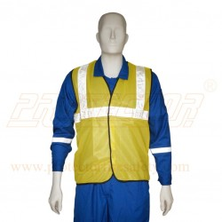 "Jacket 50 mm (2"") tape (Yellow/Blue)"