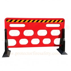 Heavy duty barrier 3 pieces 2000 X 1200 X 550 mm