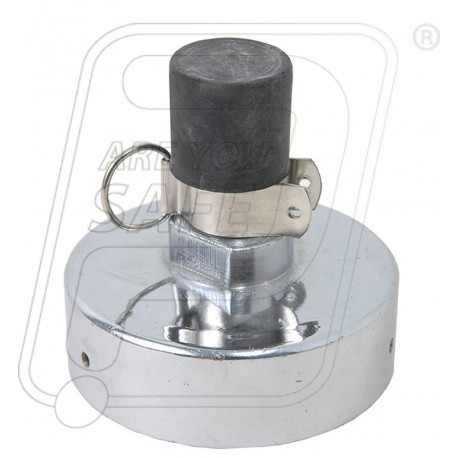 DCP cap for 5 / 10 kg fire extinguisher