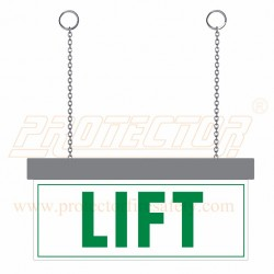 LED Lift Sign