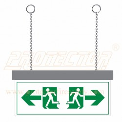 Two side LED Exit Sign