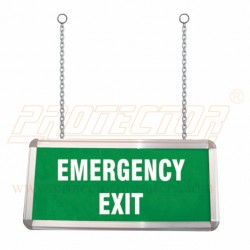 Box Type Two side LED emergency exit sign