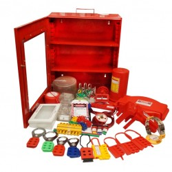 LOTO Plant & Machinery Kit 207