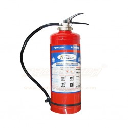 Fire Extinguisher DCP cartridge type 6 Kg.