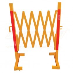 MS Scissor Road Barrier