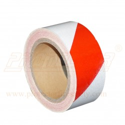 Radium reflective tape 50 MM Red & White