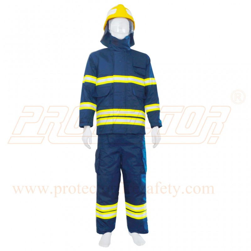 Protector Firesafety India Pvt Ltd Fire Proximity Suit