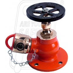 Fire hydrant landing valve single gun metal ISI Andex