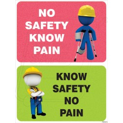 No safety know pain