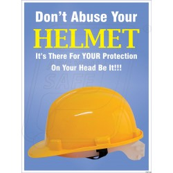 Wear your helmet