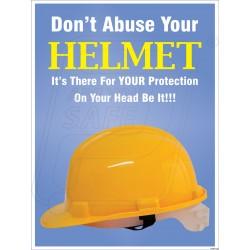 Wear your helmet